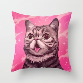 Fantasy in BUB Minor Throw Pillow