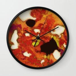 Rockscorcher Wall Clock