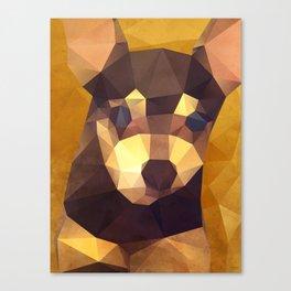 The Chihuahua Canvas Print