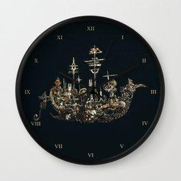 FATHER SHIP Wall Clock