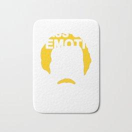 Anchorman Design Glass Cage of Emotion Bath Mat