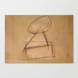 zenny Canvas Print