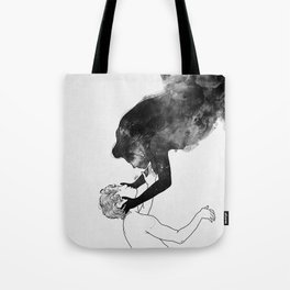 The heaven's present. Tote Bag