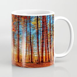 Majestic woods Coffee Mug