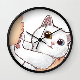 Don't kiss me, human Wall Clock