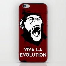 VIVA LA EVOLUTION iPhone & iPod Skin