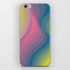 Vibes iPhone & iPod Skin