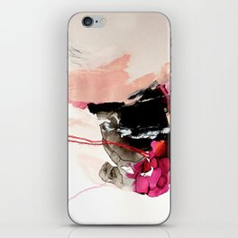 Day 32: Present conversations materialize then pass (like a fleeting Instagram post). iPhone Skin
