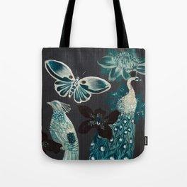 Vision Nocturne Tote Bag