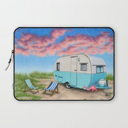 The Happy Camper Laptop Sleeve