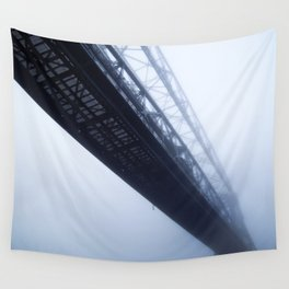 Foggy Lift #2 Wall Tapestry