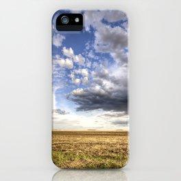 Flatlands iPhone Case