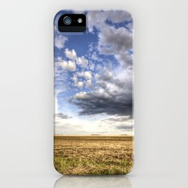 Flatlands iPhone Case