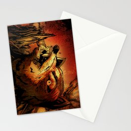 ROTTING EARTH Stationery Cards