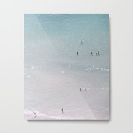 Beach dreams II Metal Print