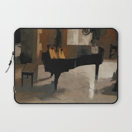 Grand Piano Artwork Laptop Sleeve