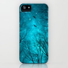Stars Can't Shine Without Darkness iPhone (5, 5s) Slim Case