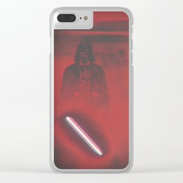 Rogue One Retro Poster I Clear iPhone Case