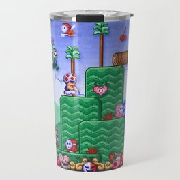 Mario Super Bros, Too Travel Mug