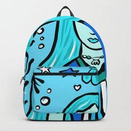 Glamazon Girl: Aquaris Backpack