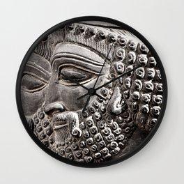 Persian Guards Wall Clock