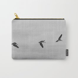 Pelican Flight Study Carry-All Pouch