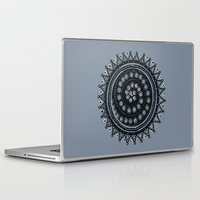 ethnic Laptop & iPad Skins featuring Ethnic by Iris López