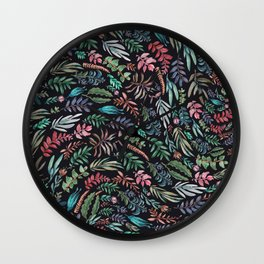 wave of nature Wall Clock