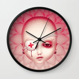 Misfits - Sam Wall Clock