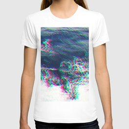 Oceanic Glitches - Pale Waves T-shirt