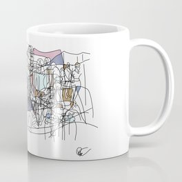 Decadent Talks about Unwatched Movies Coffee Mug