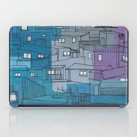 seoul iPad Cases featuring Seoul City #3 by Rob McClelland