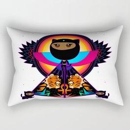 HelloTrilly - Rise up Rectangular Pillow