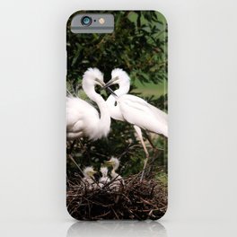 The Couple iPhone Case