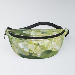 Hydrangea Blooms Fanny Pack
