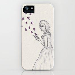 Une Lettre d'Amour iPhone Case