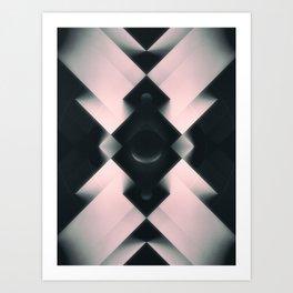 Omni Diffusion Art Print