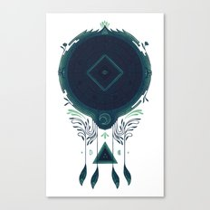 Cosmic Dreaming Canvas Print