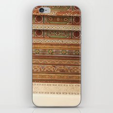 Moroccan Palace Patterns iPhone & iPod Skin