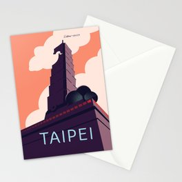 Taipei Stationery Cards