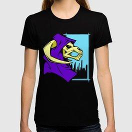 Skeleton Horse Head God T-shirt