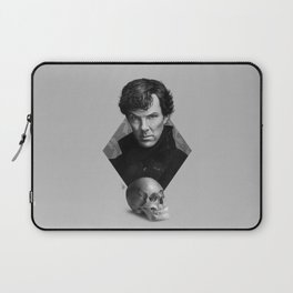 The high-functioning sociopath Laptop Sleeve