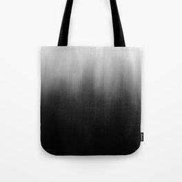 charcoal ombre Tote Bag