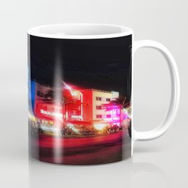 Miami Lights Coffee Mug