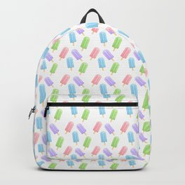 Popsicle Pattern Backpack