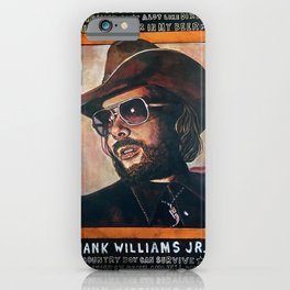 Hank Jr. iPhone Case