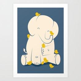 Big Mama Art Print