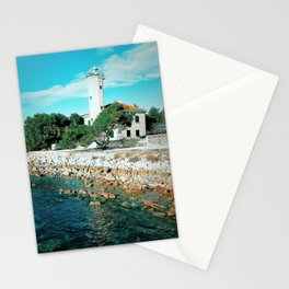 Beautiful Lighthouse   Stationery Cards