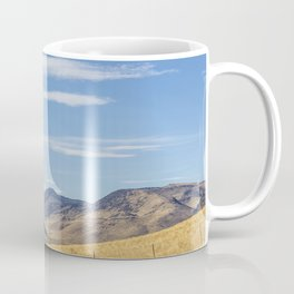 East of Steens Coffee Mug