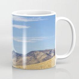 East of Steens Coffee Mug